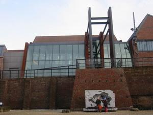 Musée du verre de Charleroi