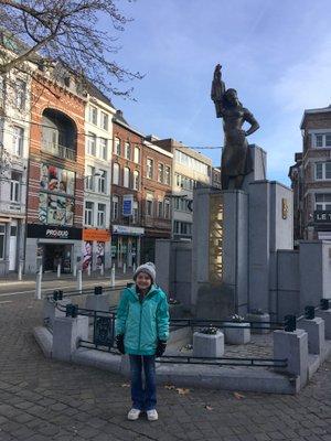 Monument à Tchantchès