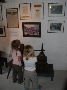 Musée de la Fraise à Wépion (Namur)