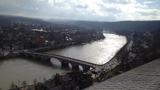 Promenade de Namur à Flawinne