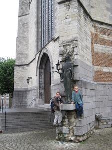 Nivelles : Eglise des Récollets