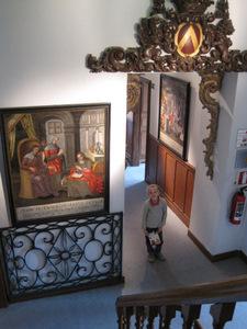 Nivelles : le Musée Communal