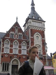 Nivelles : le Palais de Justice