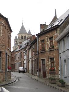 Nivelles : quartier de la Tour Simone
