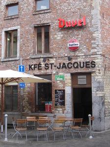 Nivelles : Kfé Saint Jacques