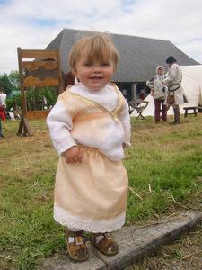Festival médiéval à Fernelmont