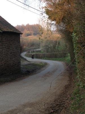 Promenade entre Ossogne et Havelange