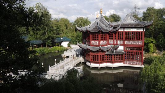 Pairi Daiza, le jardin des mondes