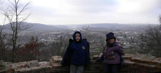 Vue panoramique sur Andenne