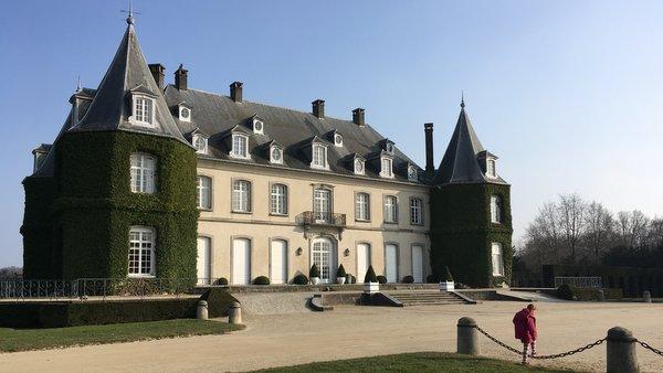 Parc Solvay à La Hulpe