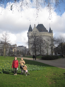 La Porte de Hal (Bruxelles)