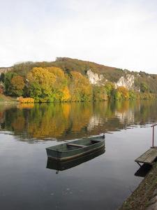 La Meuse à Profondeville