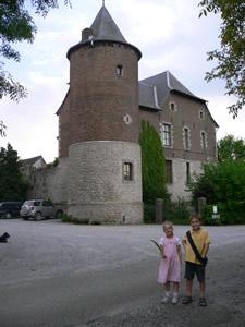 Le chateau de Marsinne (Couthuin)
