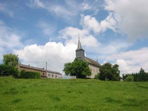 Jolie chapelle à Mohiville