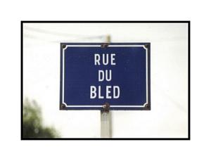 Rue du Bled