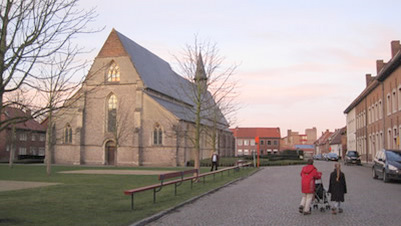 Saint Trond : le béguinage