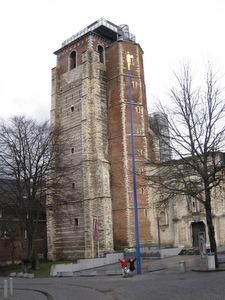 Saint Trond : l'abbaye bénédictine