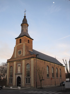 Saint Trond : l'église Saint Jacques