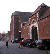 Saint Trond : la ferme du béguinage
