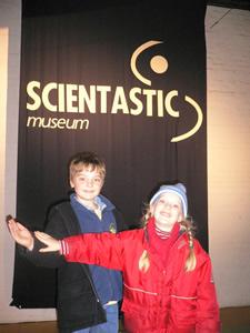 Scientastic Museum Bruxelles