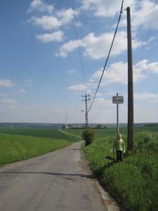 Landenne-sur-Meuse : Rue Saint Joseph