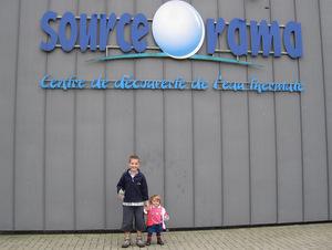 Chaudfontaine : Source O Rama
