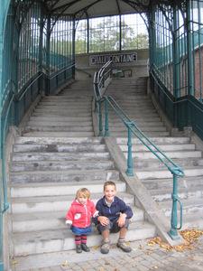 Chaudfontaine : la gare