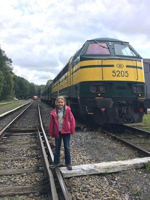 Chemin de fer touristique de la Vallée du Bocq