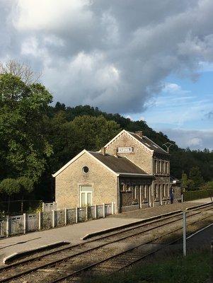 Ancienne gare de Durnal