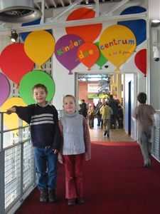 Technopolis : Kinder-doe-centrum