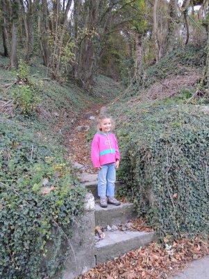 Promenade du Trou Perdu à Thon Samson