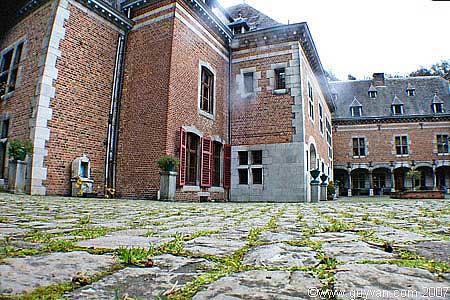 Château de Fond l'Evêque