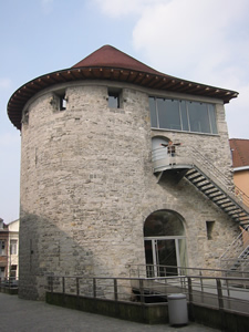 Visite de Tournai