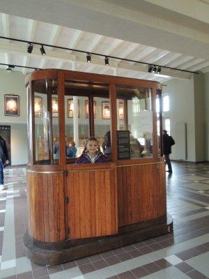 TrainWorld, musée du train à Schaerbeek