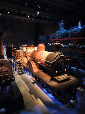 TrainWorld, musée du train à Schaerbeek