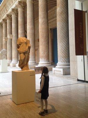 Les super-héros au musée du Cinquantenaire
