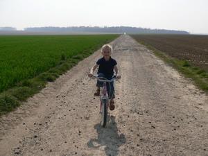 Vélo à Fernelmont