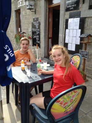 A vélo entre Hamois et Miécret