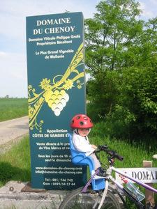 Cicuit vélo des fermes et châteaux de Hesbaye