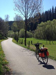 La Vennbahn ou RaVEL des Fagnes