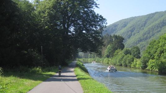 Voie verte Trans-Ardennes - GIVET - Dtail
