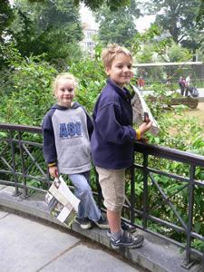 Le zoo d'Anvers